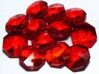 Ruby 14mm Octagon