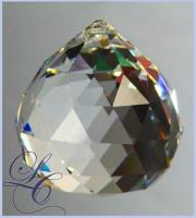 Small Crystal Ball 3 cm